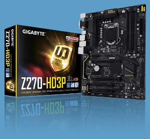 Win A Gigabyte Z270-HD3P Motherboard
