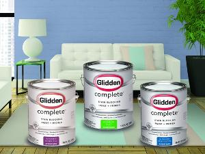 Win a Glidden Complete Paint Prize Package