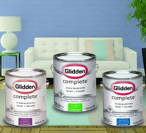 Win a Glidden Complete Paint Prize Package!!!
