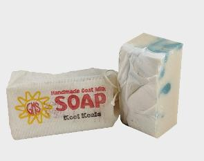 Win a Goat Milk Stuff Soap Package!