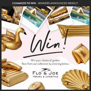 Win a Golden Float