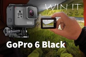 Win a GoPro 6 Black