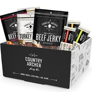 Win a Gourmet Meat Adventure Pack from Country Archer!