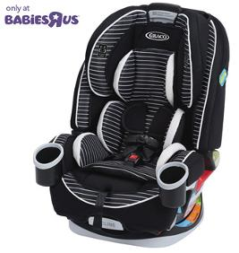 Win a Graco 4Ever All-in-One Convertible Car Seat ($450)