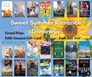 Win a grand prize of $200 Amazon gift card-21 first-prize winners will win a book!