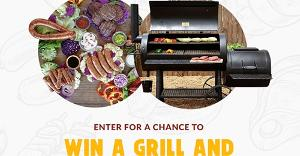 WIN a Grill and a Meat Prize Pack [a $2,670 value]