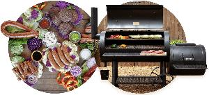 Win a Grill and Bundle of Meat