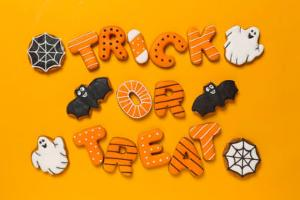 Win a Halloween Cookie Decorating Kit