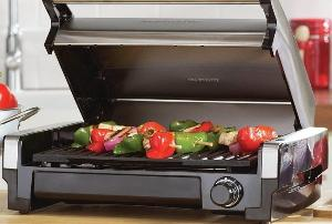 Win a Hamilton Beach Indoor Searing Grill!
