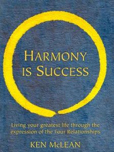 Win a Harmony is Success Book (Australia Residents Only)