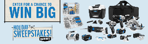 Win a Hart Tools Prize Pack