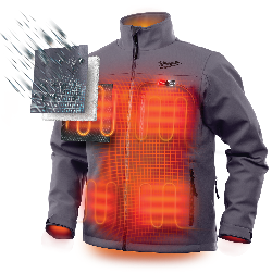Win a HEATED JACKET