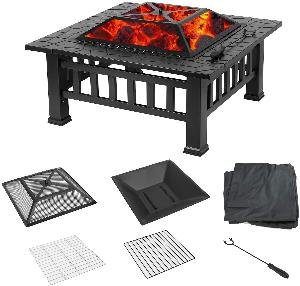 Win a HEMBOR 32″ Outdoor Fire Pit Table!!