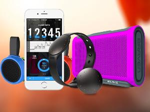 WIN A HI-TECH FITNESS ACCESSORIES PACKAGE