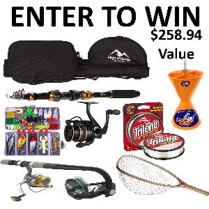 Win a High Altitude Brands Ultimate Fishing Bundle!!