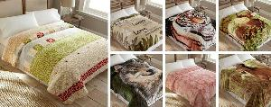 Win a High Pile 90x90 Coverlet