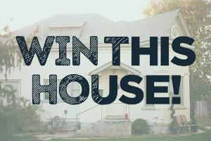 Win a House Worth $450,000 and $50,000 Cash or Choose $250,000