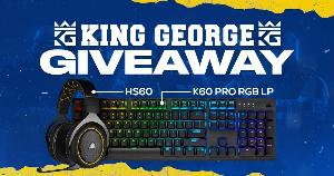 Win a HS60 Pro Surround Gaming Headset & K60 RGB Pro Low Profile Mechanical Gaming Keyboard!!