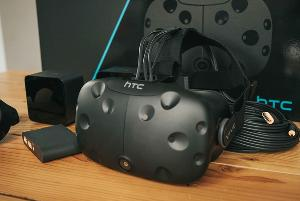 Win a HTC Vive VR System