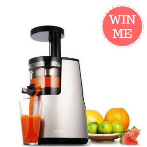 WIN: a Hurom Elite Slow Juicer