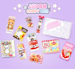 Win a Japan Candy Box