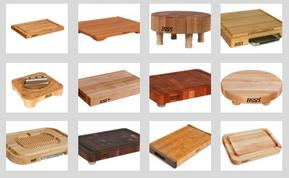 WIN: A JOHN BOOS CUTTING BOARD OF YOUR CHOICE! - $350 value