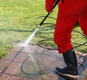 Win a Karcher K4 Pressure Washer !!
