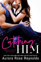 Win a Kate Spade Tote Bag with a signed paperback and audio CD of Catching Him + more