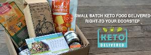 Win a Keto Delivered Box for 1 Month - 5 Winners