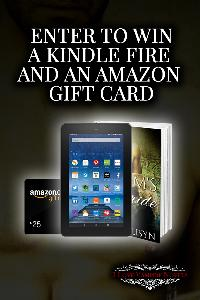 WIN: a Kindle, a $25 Amazon Gift Card or Signed Copies