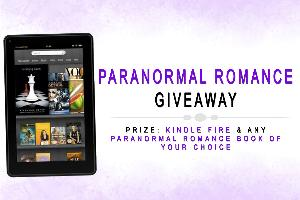 WIN: A Kindle + Any ParanormalRomance Novel