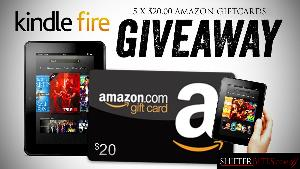 Win a Kindle Fire & $100 Amazon Gift Card