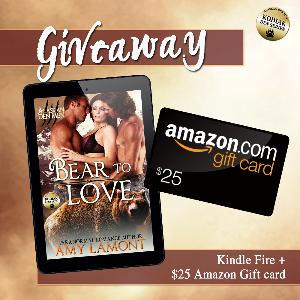 Win a Kindle Fire and $25 Amazon Gift Card