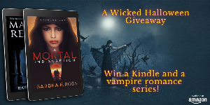 Win a Kindle Fire and a vampire romance series!
