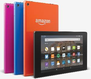 Win a Kindle Fire HD 8