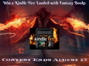 Win a Kindle Fire loaded with Fantasy eBooks