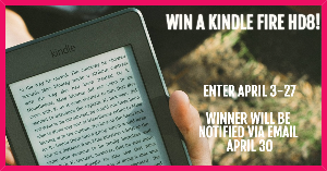 Win a Kindle HD8! (US only - shipping) $35 gift card for international