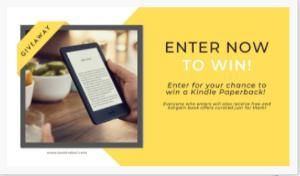 Win a #Kindle #Paperwhite!