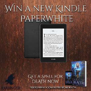 Win a Kindle Paperwhite from Harbinger Press