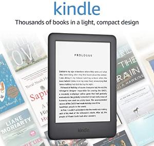 Win a Kindle Reader just by following authors on BOOKBUB