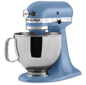 Win a KitchenAid 5-Qt Stand Mixer or $300 Paypal