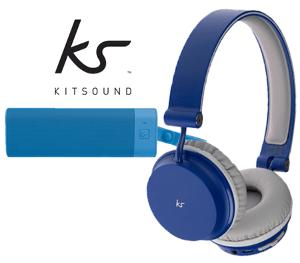 Win a KitSound BoomBar+ & Metro headphones!