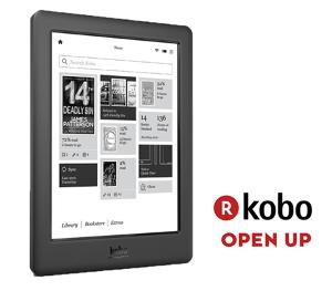 Win a Kobo Glo HD e-book reader!
