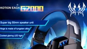 Win a Kotion Each G2000 Gaming headset!!