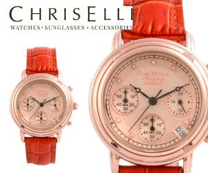 Win a Krug Baumen watch from ChrisElli!