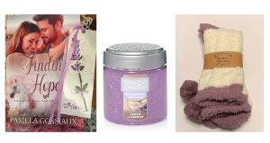 Win a Lavender Romance Bundle!!