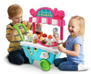 Win a LeapFrog Scoop & Learn Ice Cream Cart!