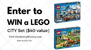 Win a Lego City Set