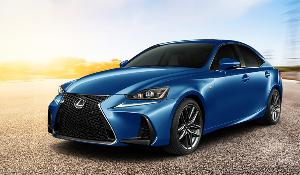 win a Lexus IS 300