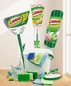"Win a Libman ""Back-to-School"" Cleaning Prize Package!"